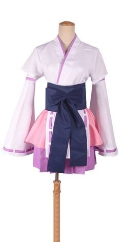 Onecos Love Live Tojo Nozomi Kimono Cosplay Costume -- Continue to the product at the image link.