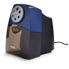 Electric Pencil Sharpener,Automatic Pencil Sharpener,Stainless Steel X-ACTO Teacher Pro , stops cutt Writing Correction, Electric Pencil Sharpener, Steel Cutter, Amazon Sale, Classroom Supplies, Classroom Organization, Classroom Ideas, Office Supplies, Electric Motor