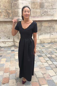 Robe Zita : «So so chic» – My Dress Made