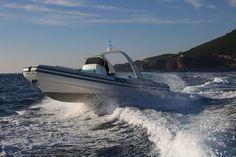 Wimbi Boats Pneumatique Bateau Yacht Semi-rigide Ocean W9i navigation Mer Lomac