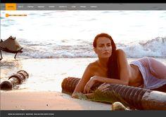 Irene SALVADOR site web du mannequin  www.irenesalvador.com