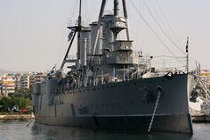 Greek cruiser Georgios Averof - Battleship Era - World of Warships ...