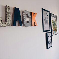 Live Loud girl | In Jack's room | kids room | Posters