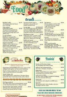 Pinto Longue's Summer Food menus have arrived!  View or download their menus at http://www.banburymarketplace.co.uk/pinto-lounge/ #Banbury #Restaurants #newmenu #LoveLounging