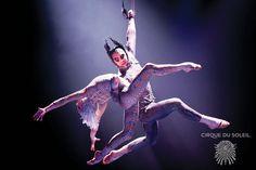 Michael Jackson THE IMMORTAL World Tour, Cirque du Soleil