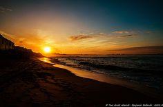 Morocco, Mohammedia beach