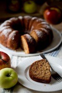 Gluten-free Applesauce Bundt Snack Cake on Healthy Seasonal Recipes
