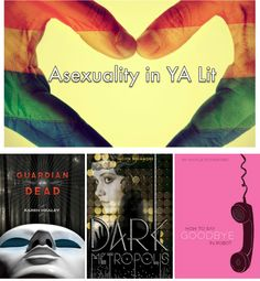 Here's a look at 3 young adult books featuring asexual characters.