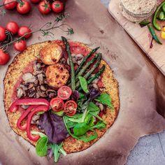 Édesburi pizza