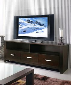 Harron TV Console #zulily #zulilyfinds