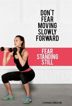 Tips for getting over your fear of going to the gym. #organizeyourselfskinny