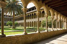 El Real Monasterio de Santa María de Pedralbes, capricho de una reina
