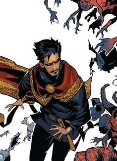 Doctor Strange by Chris Bachalo