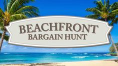 HGTV's series Beachfront Bargain Hunt follows homebuyers in search of beachfront living on a reasonable budget. We follow them on the house hunt as we discover some of the most surprisingly affordable beachfront locales that prove you don't need to be a millionaire to live right on the beach.