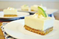 The Savvy Kitchen: Key Lime Pie Bars