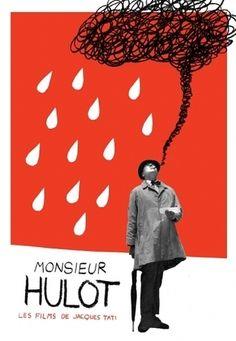 Designspiration — MONSIEUR HULOT - Adrian Walsh - Design and Illustration