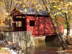 One of our Covered Bridges