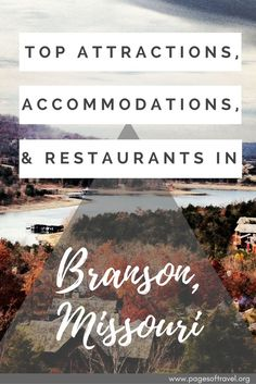 Looking for things to do in Branson, Missouri? These top attractions, accommodations, and restaurants will help you start planning a romantic getaway or family-friendly vacation!pagesoftravel… Source by theworldisabook Romantic Destinations, Romantic Vacations, Romantic Getaway, Honeymoon Destinations, Romantic Travel, Romantic Things, Branson Vacation, All I Ever Wanted, Vacation Spots