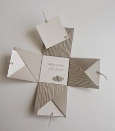 paperqueen explosion box