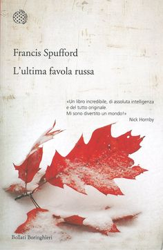 Italian language copies of Francis Spufford's 'Red Plenty' as received from Bollati Boringhieri.