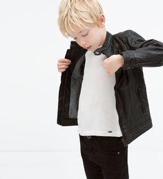 Zara Kids - Boys Biker Jacket