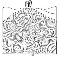 ten commandments maze this maze will help you prepare your sunday school lesson on exodus