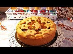 Быстрый пирог к Новому году!!!! - YouTube