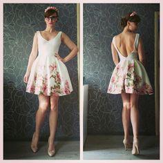 Flower dress :-)