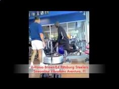 WBV jump training , Pbgh steelers