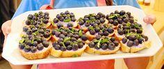 Blueberry Basil Brus