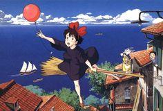 Cineast: Такаши Шимицу хочет снять игровой римейк мультфильма «Ведьмина служба доставки»