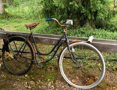 Bicicleta Antiga, Bicicleta, Pedais, Duas Rodas