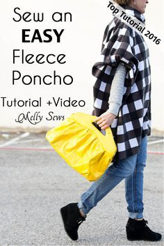 Hey y'all! Every year I post a recap of the most popular Melly Sews tutorials from the past year, and today I'm sharing #2… Isn't it amazing, the variety of fleece prints available now?? They beg to have all kinds of projects created for them. Add that to my complete Texas-bred intolerance for cold weather, and you have Read the Rest...