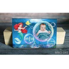 Magneti botez fete – Marturii Botez baietei si fetite Ariel, Decor, Decoration, Decorating, Deco