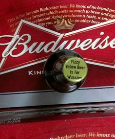 Beer snobs unite