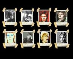 David Bowie (Images) - Mouse Mat