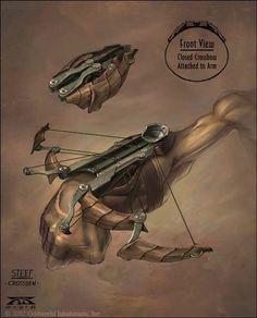 Oddworld Stranger's Wrath - The Crossbow