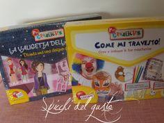 Spicchi del gusto: Lisciani giochi per sviluppare la creatività dei bambini