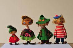 Ope Shope Hope: Vintage Moomins - swoonin'