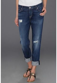 Hudson Leigh Boyfriend Jean in Youth Vintage Youth Vintage Apparel