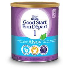 GOOD START Alsoy with Omega 3 and Omega 6 infant formula 730g