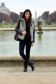 look du jour winter in paris+blog Le chodraui