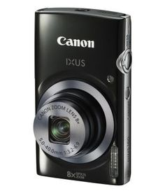 Canon Ixus 177 Digital Camera with Case and SD Card Kit Card Kit, Sd Card, Canon Ixus, Camera Deals, Buy Electronics, Entertainment Video, Best Camera, Tv Videos, Fujifilm Instax Mini