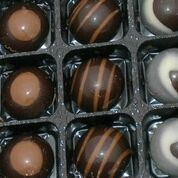 Selection Boxes, The Selection, Chocolate, Chocolates, Brown