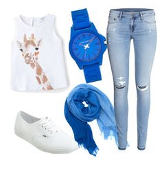 """""""day at the zoo"""" by aqeelah-katongole on Polyvore"""