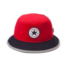 8cf11917010 Shop for Converse Blocked Bucket Hat in Navy Red at Journeys Shoes. Shop  today for