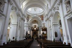 Fulda cathedral Germany interior | Flickr - Photo Sharing!