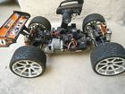 HPI Vorza Flux HP 1/8 Brushless RC Buggy Car AS-IS Need Repair  Brushless work