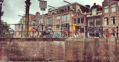Bicykles in Amsterdam