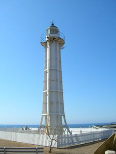 Guantanamo Bay Lighthouse.